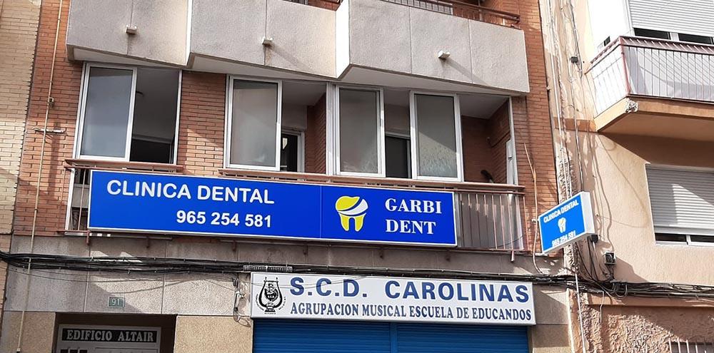 rotulos para clinica dental
