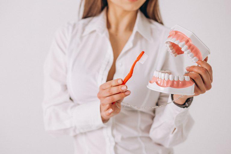 rótulos clínica dental